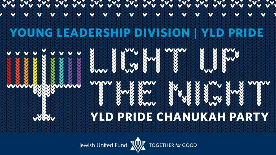 yld pride hannukah chitribe