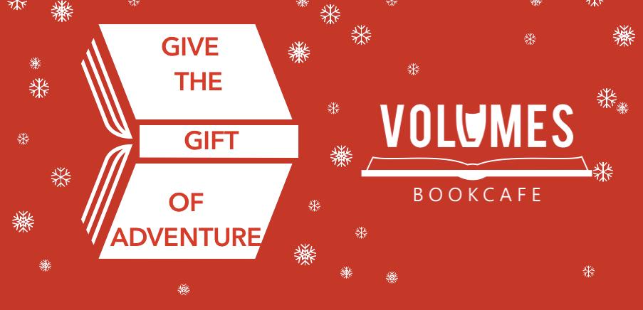 Volumes Bookcafe Chanukah