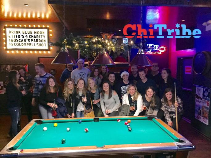 Eight Bars of Christmas Bar Crawl