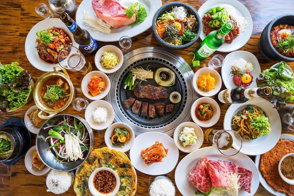 San Soo Korean BBQ