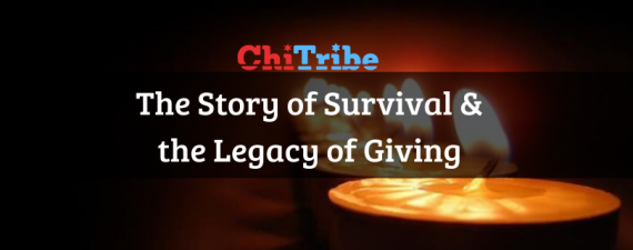 The Story of Survival and the Legacy of Giving chitribe hayley
