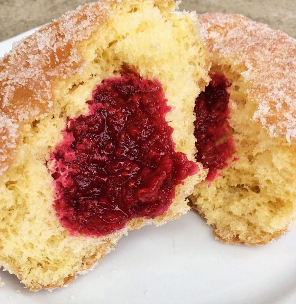 Firecakes Jelly Donut Chicago Chitribe Chanukah