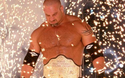 Goldberg Jewish Professional Wrestler ChiTribe