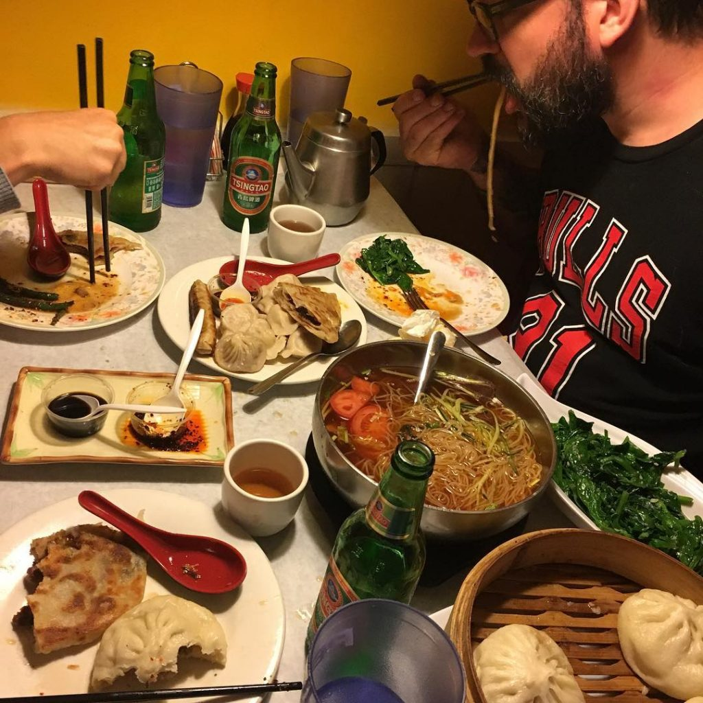 Potsticker House Where to Eat Chinese Food on Christmas in Chicago