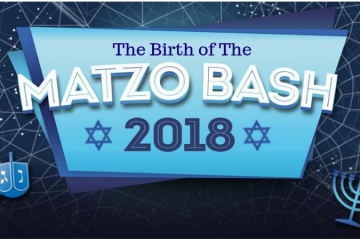 The Birth of The Matzo Bash