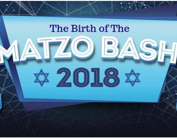 The Birth of The Matzo Bash