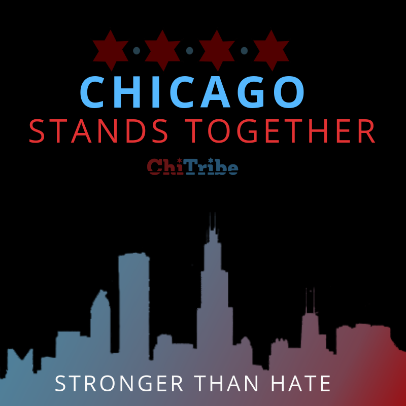 chitribe stands against hate
