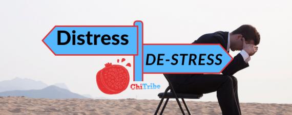 distress destress chitribe high holidays no shame on u