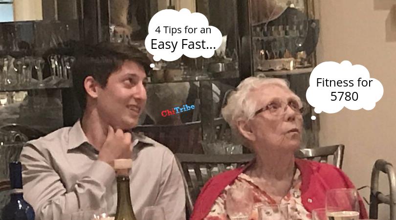 chitribe jake dermer easy yom kippur fast 2019