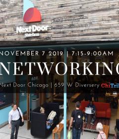 November Networking Next Door ChiTribe