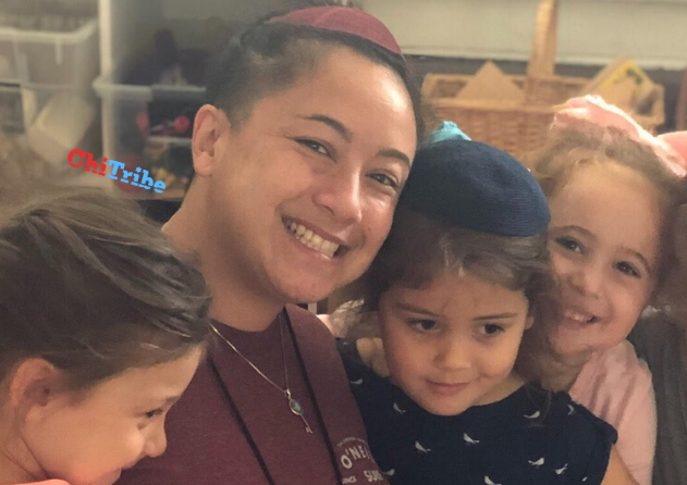 michelle mantel chitribe jewish person of the week