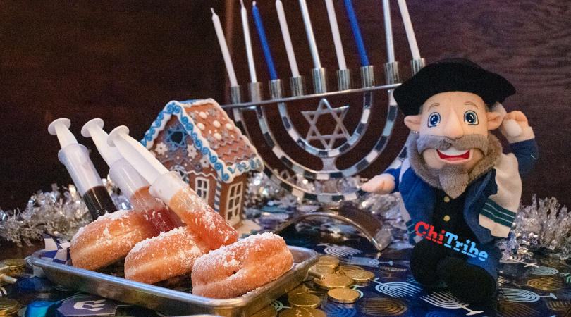 Hanukkah-Themed Pop-Up Bar At The Graystone Tavern CHiTribe