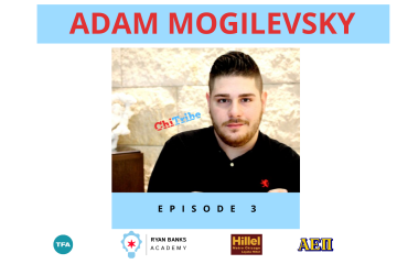 find your tribe podcast adam mogilevsky