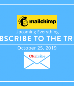 Mailchimp Blog October 25 ChITribe