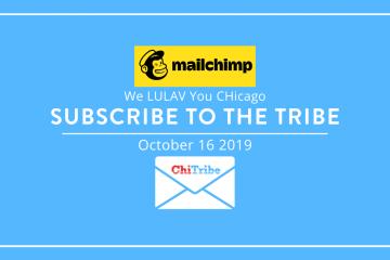 Mailchimp Blog ChiTribe Sukkot 2019