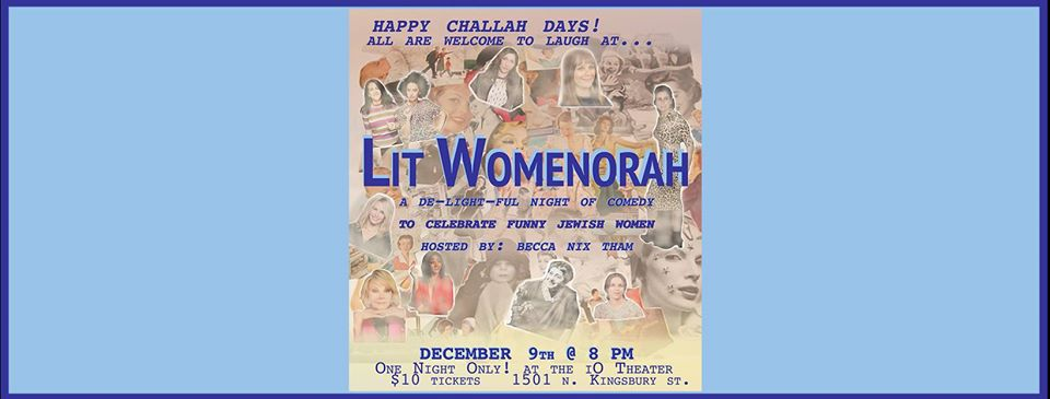 litmenorah women chitribe comedy