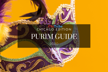 chitribe purim guide chicago 2020