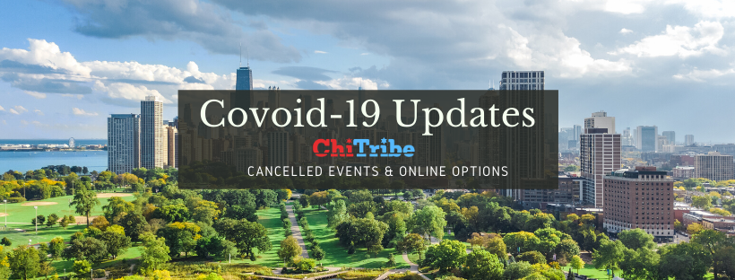 Covoid ChiTribe updates cancelled events chicago