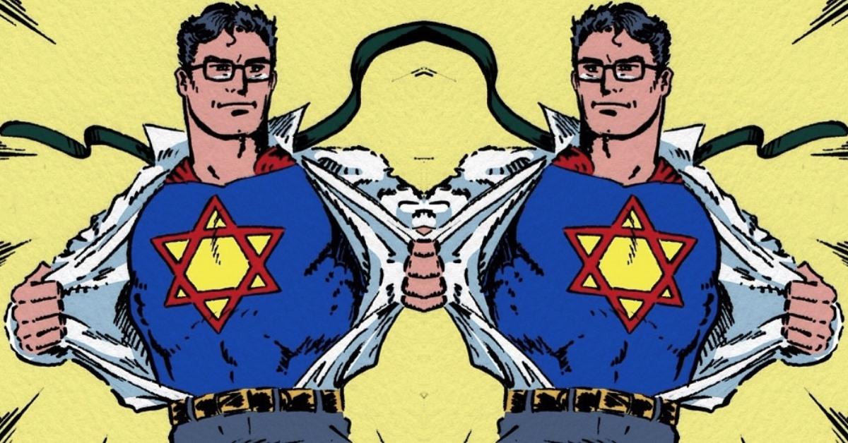 Jewperheros: An interactive exploration of Jewish identity