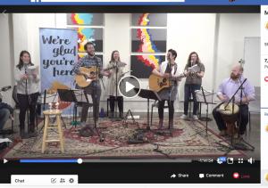 chitribe mishkan Kabbalat Shabbat Friday Night Livestream