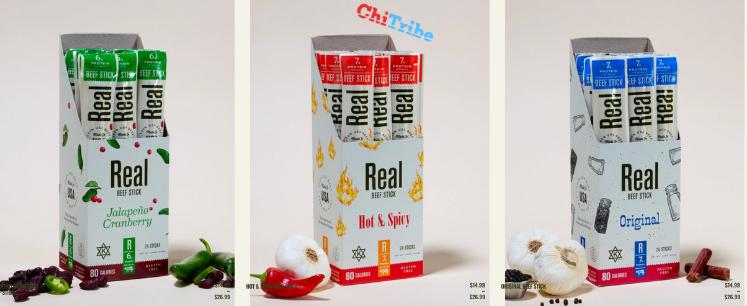 real snacks chitribe noah shaffer