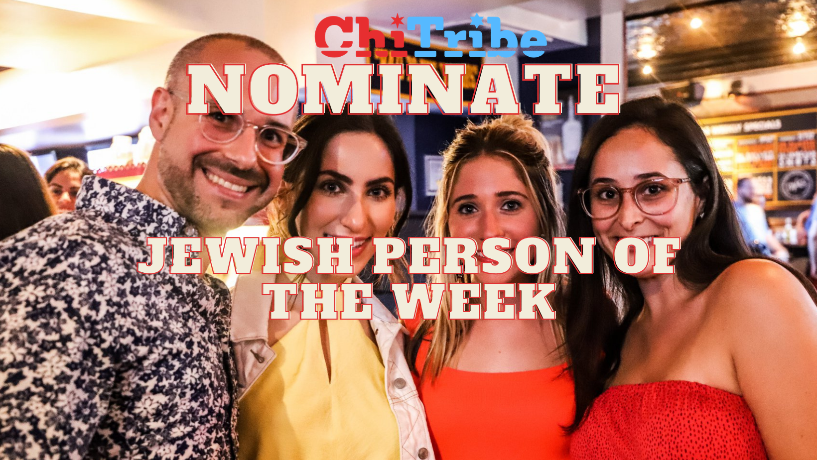 jewish person of the week chitribe