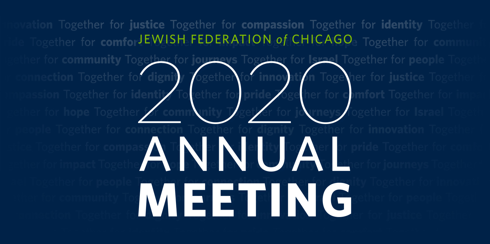 JUF Chicago annual meeting ChiTribe