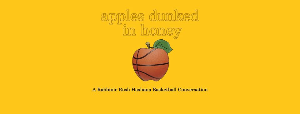 apples dunked in honey ChTribe