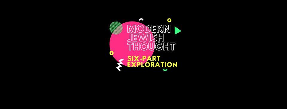 Modern Jewish Thought Base Hillel ChiTribe