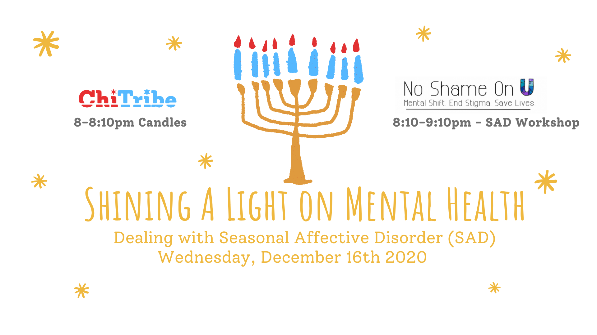Shining A Light on Mental Health chitribe