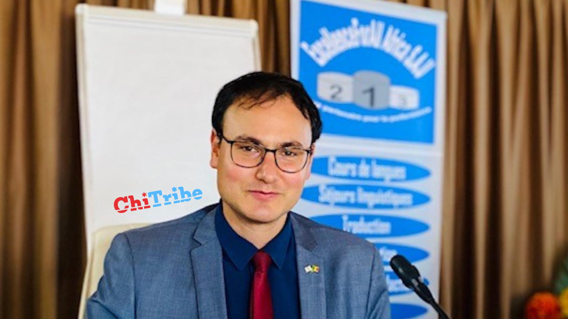 Daniel Aschheim chitribe jewish person of the week