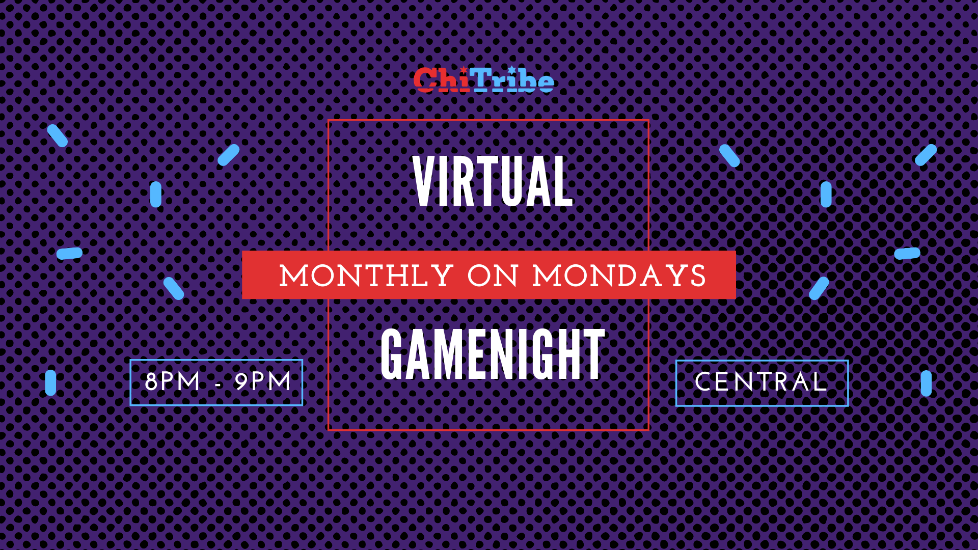 ChiTribe Virtual Gamenight 2021