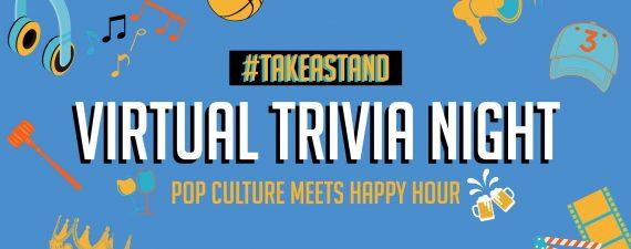 #TAKEASTAND Virtual Trivia Night chitribe