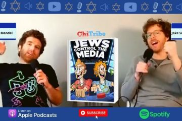 Jews control the media podcast chitribe