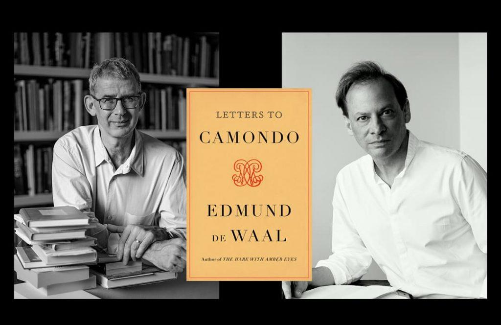 chitribe Virtual Author Talk: Edmund De Waal And Adam Gopnik In Conversation