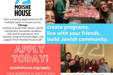 Moishe House chicago chitribe
