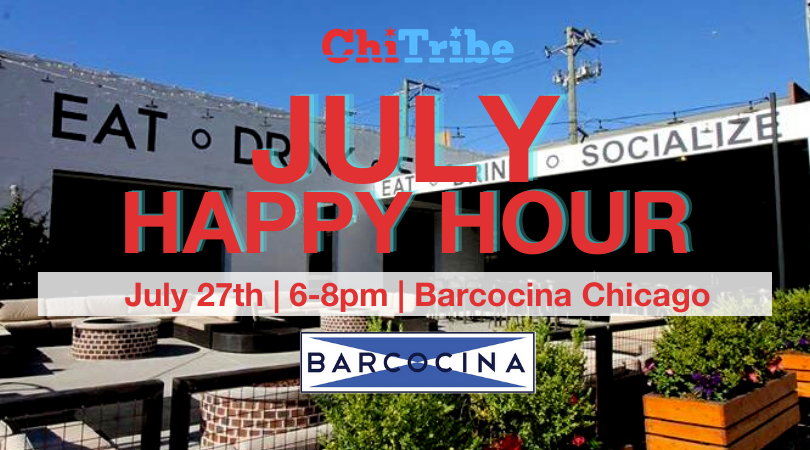chitribe July Happy Hour