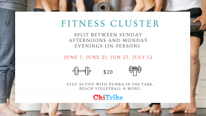 fitness cluster chitribe