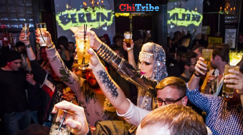 Berlin night club - top ten best hidden gems in chicago chitribe
