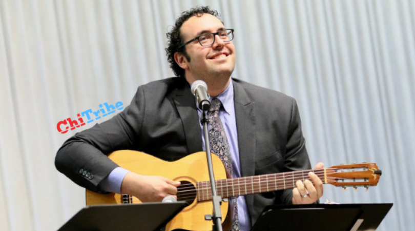 chitribe jewish person of the week Cantor David Berger
