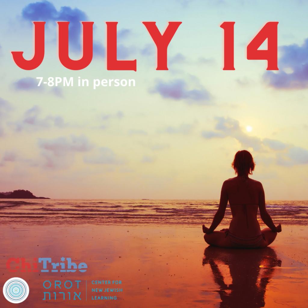 mindfulness meditation sits orot chitribe