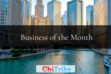 Chitribe chicago business of the month