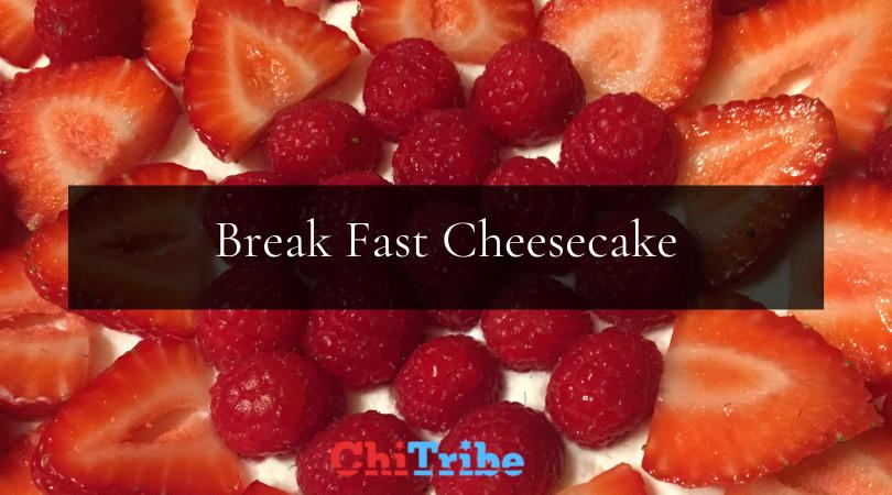 no bake Israeli cheesecake chitribe