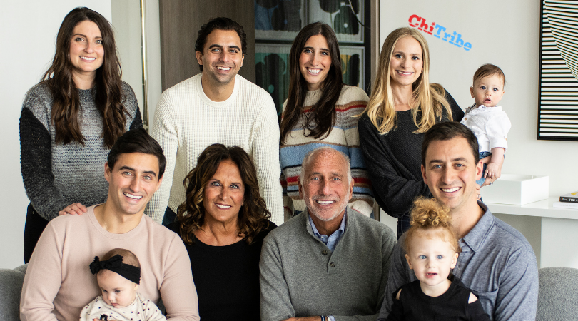 Gutman Family chitribe jewish people of the week
